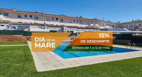 Aprofita l'oferta del 15% de descompte i regala una estada a l'Hotel Platja d'Aro pel Dia de la Mare