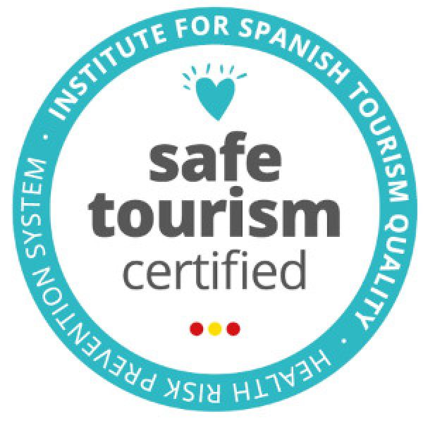 "Dels primers en certificar-nos en ""safe tourism"""